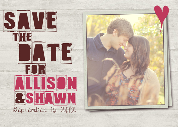 Allison and Shawn