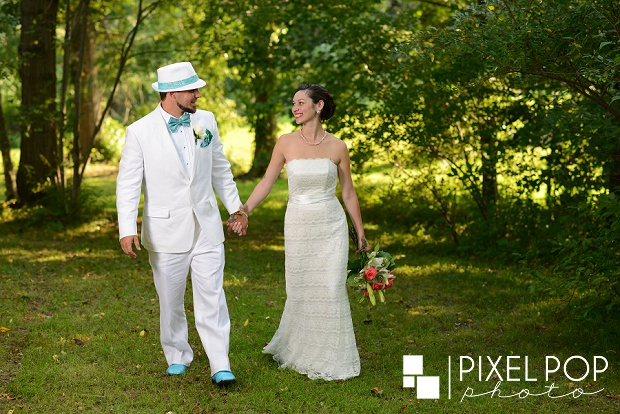 Gougler Park,Youngstown wedding photographer,wedding in the woods,woods wedding,