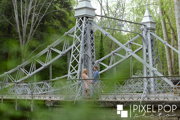 Mill Creek Park,Mill Creek Park engagement session,Pixel Pop Photography,Suspension Bridge engagement session,The Rose Gardens engagement session,Youngstown spring engagement session,Youngstown wedding photographer,boardman wedding photographer,the cinderella Bridge engagement session,