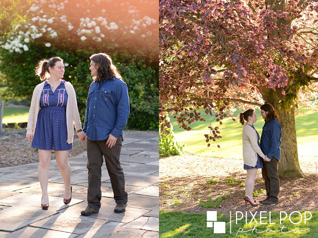 Fellows Riverside Gardens engagement session,Mill Creek Park engagement session,Pixel Pop Photography,The Rose Gardens engagement session,Youngstown engagement session,Youngstown wedding photographer,boardman wedding photographer,