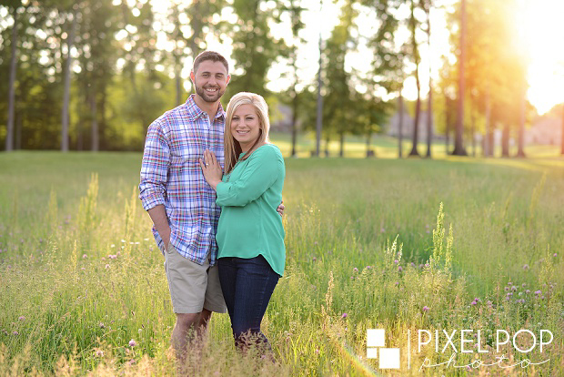 Pixel Pop Photography,Youngstown golf course engagement session,Youngstown wedding photographer,boardman wedding photographer,country engagement session,kennsington golf course engagement session,