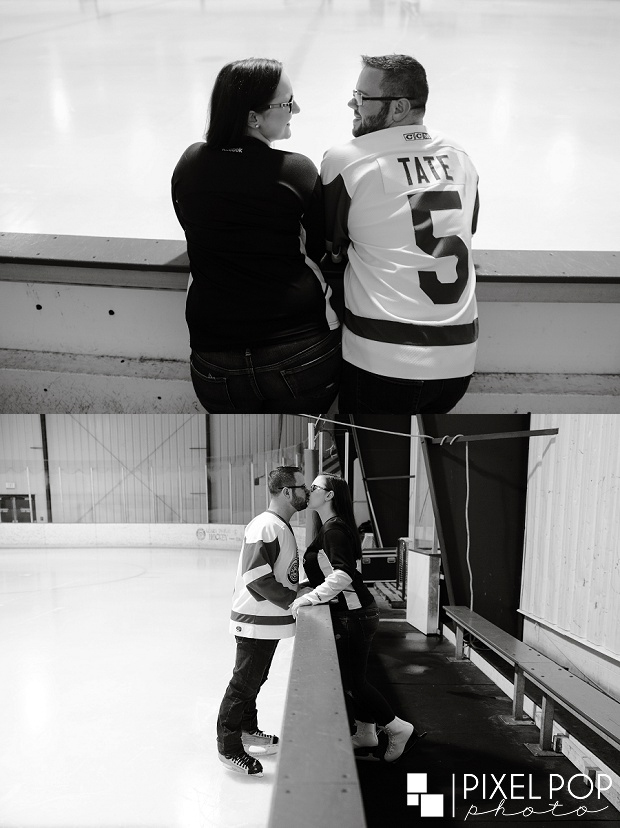 Boardman park engagement,Boardman wedding photographers,Ice Zone,Ice Zone Boardman,Ice Zone engagement,Pixel Pop Photo,Pixel Pop Photography,Youngstown dog photographers,Youngstown photographer,Youngstown wedding photographers,youngstown hockey engagement session,